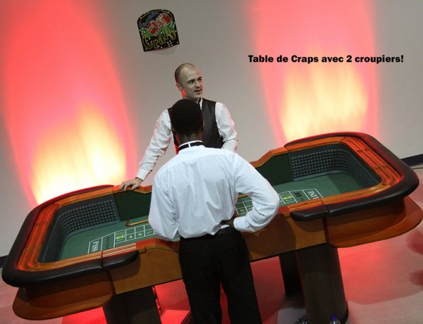 table-de-craps